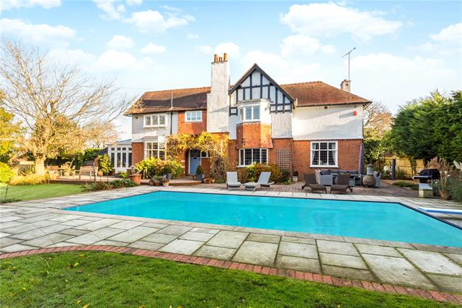 Offers in excess of £1,500,000, 5 Bedroom Detached House For Sale in Surrey, KT21