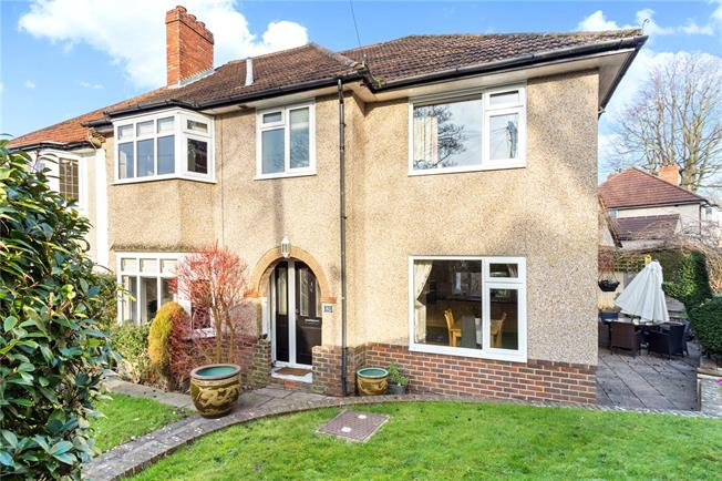 Asking Price £600,000, 4 Bedroom Semi Detached House For Sale in Tadworth, KT20