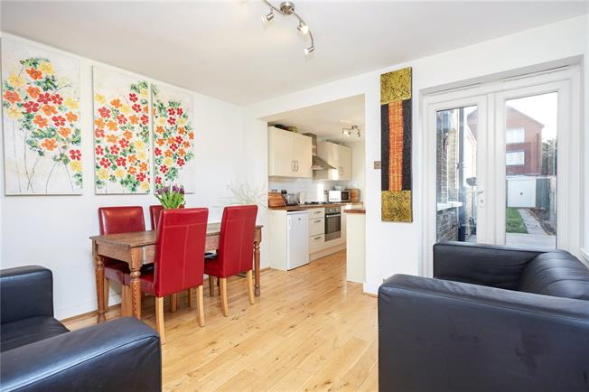 Asking Price £450,000, 3 Bedroom End of Terrace House For Sale in Epsom, KT17