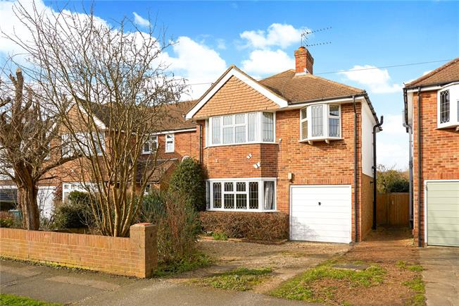 Asking Price £695,000, 5 Bedroom Semi Detached House For Sale in Surrey, KT21