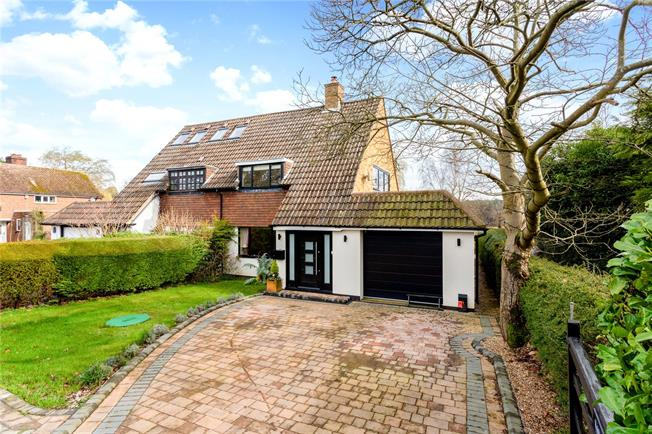 Asking Price £735,000, 4 Bedroom Semi Detached House For Sale in Headley, KT18