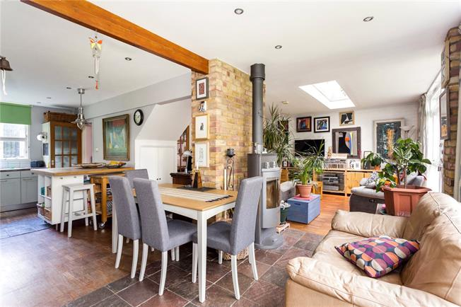 Asking Price £590,000, 4 Bedroom Detached House For Sale in Surrey, KT21