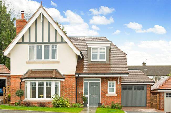 Offers in excess of £875,000, 4 Bedroom Detached House For Sale in Epsom, KT18