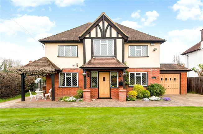 Offers in excess of £1,000,000, 5 Bedroom Detached House For Sale in Surrey, KT17