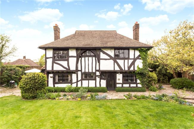 Offers in excess of £1,100,000, 4 Bedroom Detached House For Sale in Epsom, KT18