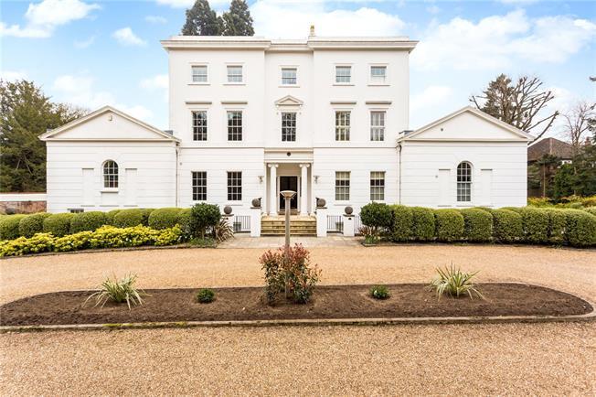 Asking Price £690,000, 2 Bedroom Flat For Sale in Epsom, Surrey, KT18