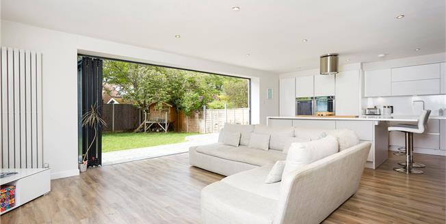 Asking Price £800,000, 4 Bedroom Detached House For Sale in Surrey, KT18