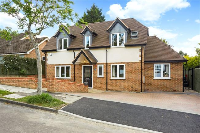 Asking Price £900,000, 4 Bedroom House For Sale in Surrey, SM7