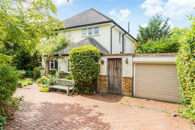 Offers in excess of £750,000, 3 Bedroom Detached House For Sale in Surrey, KT17