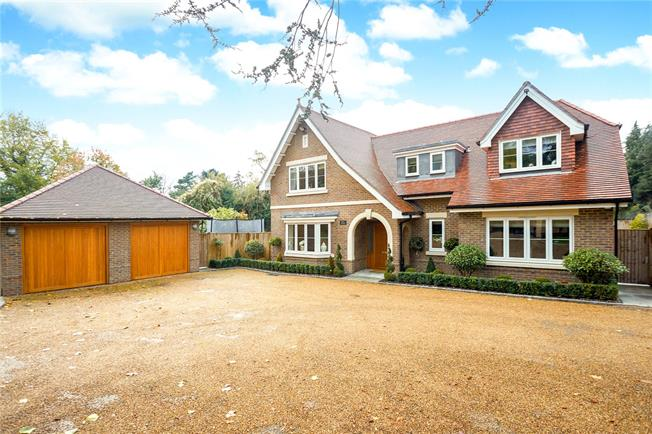 Price on Application, 5 Bedroom Detached House For Sale in Ashtead, KT21