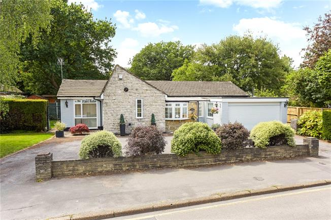 Offers in excess of £600,000, 3 Bedroom Detached House For Sale in Epsom, KT17