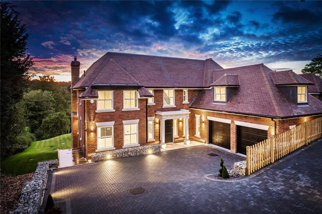 Guide Price £2,500,000, 6 Bedroom Detached House For Sale in Coulsdon, Surrey, CR5