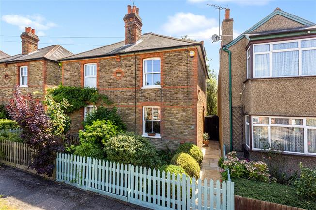 Asking Price £500,000, 3 Bedroom Semi Detached House For Sale in Ashtead, KT21