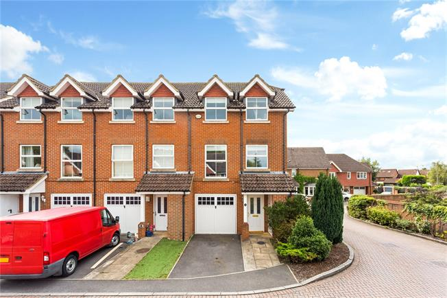 Offers in excess of £500,000, 4 Bedroom End of Terrace House For Sale in Lower Kingswood, KT20