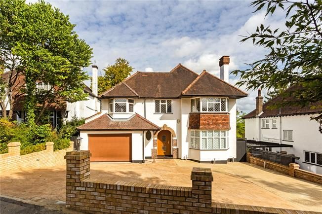 Asking Price £1,250,000, 6 Bedroom Detached House For Sale in Carshalton, SM5