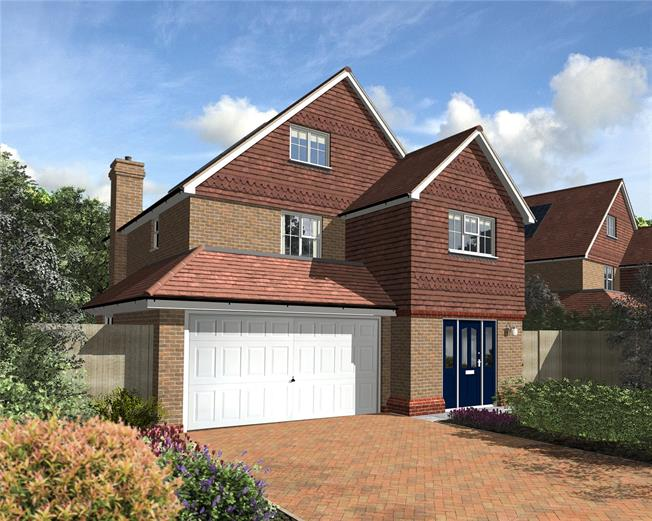 Asking Price £1,200,000, 5 Bedroom Detached House For Sale in Caterham, Surrey, CR3