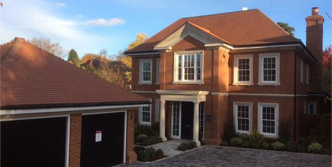 Asking Price £2,150,000, 6 Bedroom House For Sale in Claygate, KT10