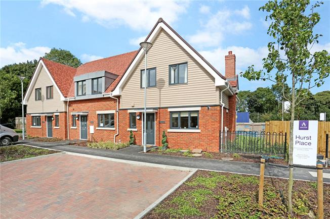Asking Price £455,000, 2 Bedroom Terraced House For Sale in West Sussex, RH16