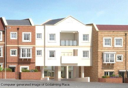Asking Price £370,000, 2 Bedroom Flat For Sale in Godalming, GU7