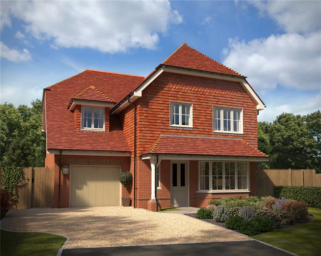 Asking Price £875,000, 4 Bedroom Detached House For Sale in Surrey, RH7