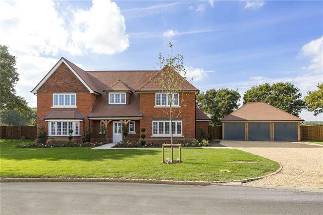 Asking Price £1,800,000, 5 Bedroom Detached House For Sale in Surrey, RH7