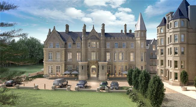 Asking Price £735,000, 2 Bedroom Flat For Sale in Egham, Surrey, TW20