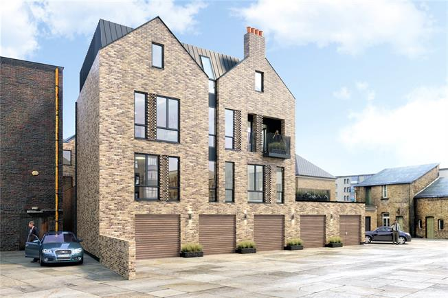Asking Price £385,000, 2 Bedroom Flat For Sale in Walton-on-Thames, KT12