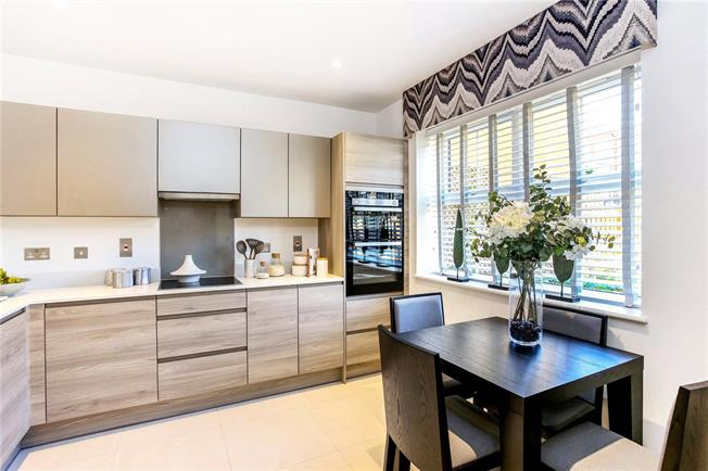 Asking Price £595,000, 4 Bedroom House For Sale in Surrey, GU7