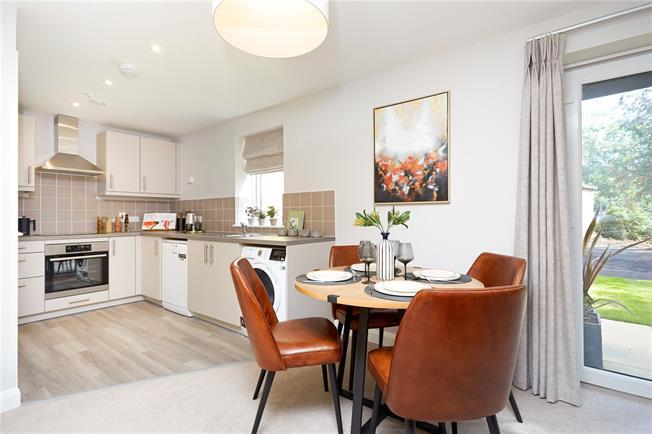 Asking Price £387,500, 2 Bedroom Flat For Sale in Ewell, Epsom, KT17