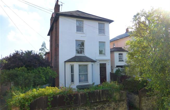 Offers in excess of £450,000, 6 Bedroom Semi Detached House For Sale in Dorking, RH4