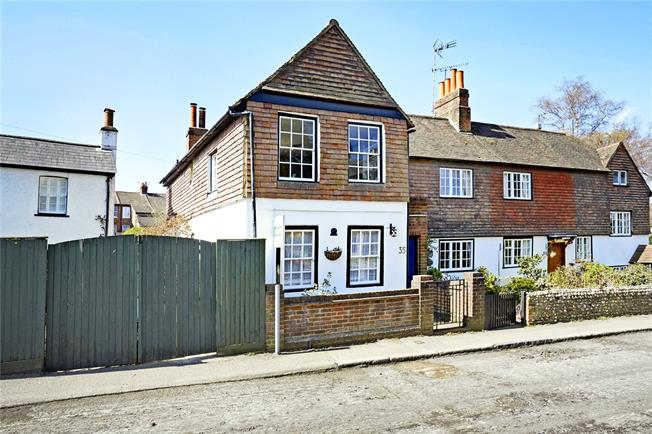 Guide Price £565,000, 3 Bedroom Semi Detached House For Sale in Dorking, RH4