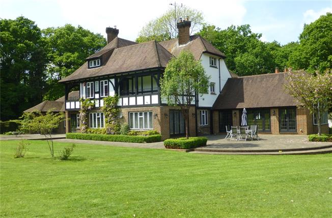 Guide Price £1,995,000, 6 Bedroom Detached House For Sale in Surrey, RH6