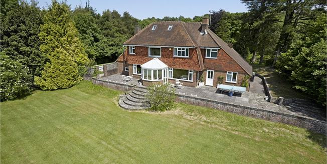 Guide Price £1,350,000, 5 Bedroom Detached House For Sale in Surrey, KT22