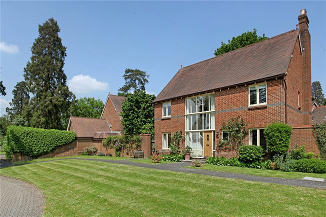 Offers in the region of £700,000, 4 Bedroom Detached House For Sale in Dorking, Surrey, RH5