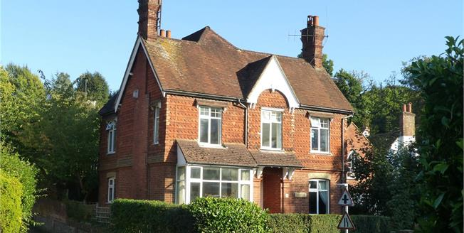 Guide Price £735,000, 4 Bedroom Detached House For Sale in Dorking, RH4