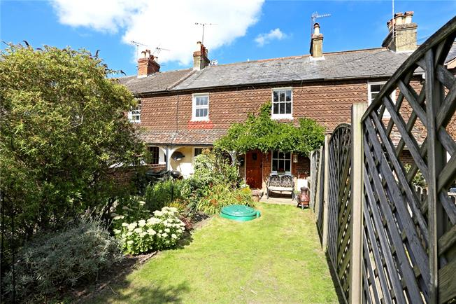 Guide Price £365,000, 3 Bedroom Terraced House For Sale in Holmwood, Dorking, RH5