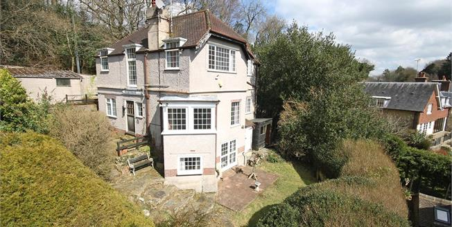 Guide Price £750,000, 4 Bedroom Detached House For Sale in Surrey, RH5