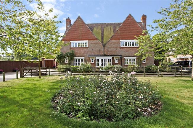 Guide Price £1,200,000, 5 Bedroom Detached House For Sale in Dorking, Surrey, RH5