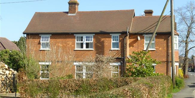 Guide Price £785,000, 4 Bedroom Detached House For Sale in Dorking, Surrey, RH5