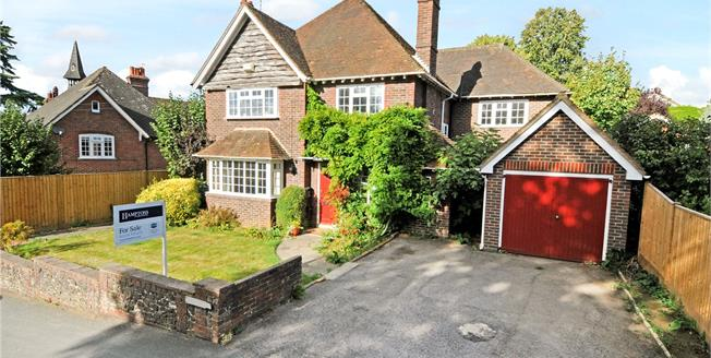 Guide Price £955,000, 4 Bedroom Detached House For Sale in Dorking, RH4