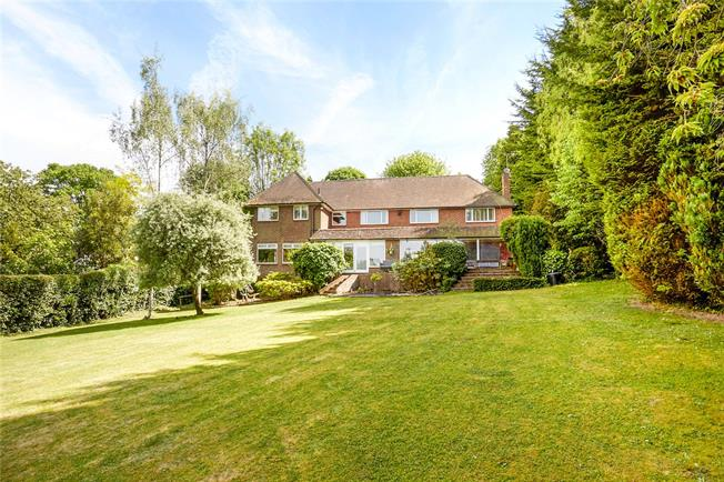 Guide Price £1,195,000, 4 Bedroom Detached House For Sale in Leatherhead, KT22