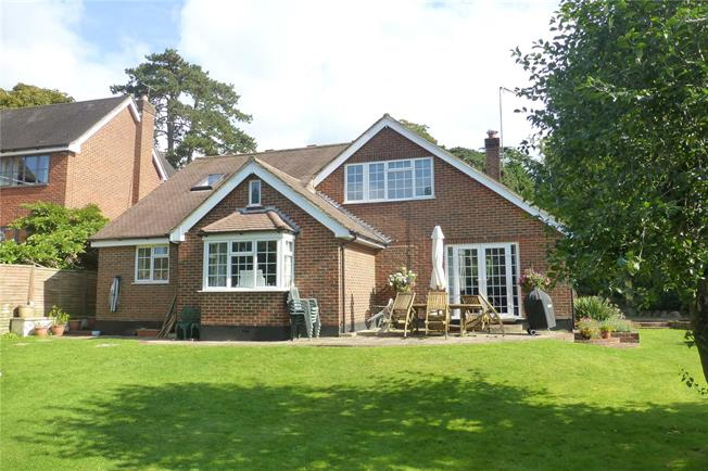 Guide Price £895,000, 4 Bedroom Detached House For Sale in Surrey, RH4