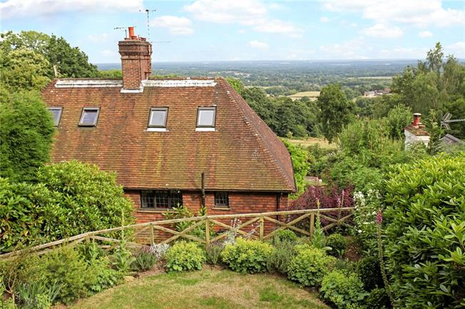 Offers in excess of £700,000, 4 Bedroom Semi Detached House For Sale in Holmbury St. Mary, RH5