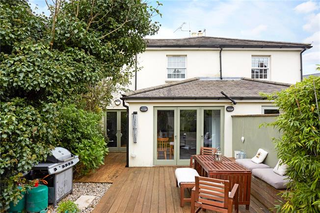 Offers in excess of £450,000, 2 Bedroom Semi Detached House For Sale in Surrey, RH4