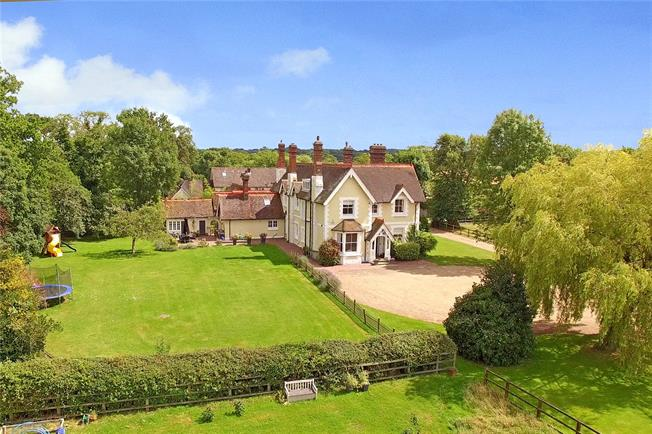 Guide Price £2,000,000, 6 Bedroom Detached House For Sale in Newdigate, RH5