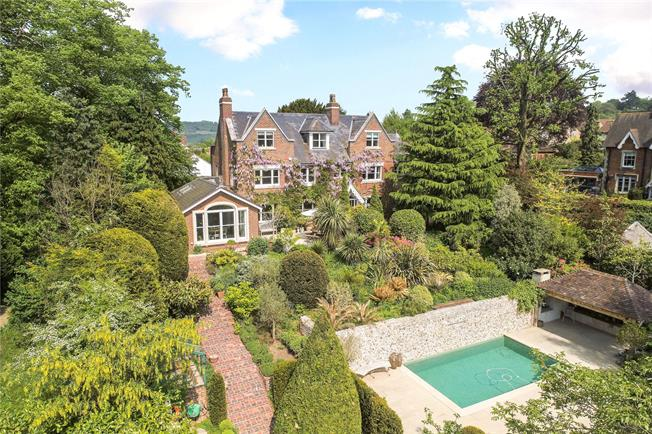 Guide Price £1,970,000, 5 Bedroom Detached House For Sale in Dorking, RH4