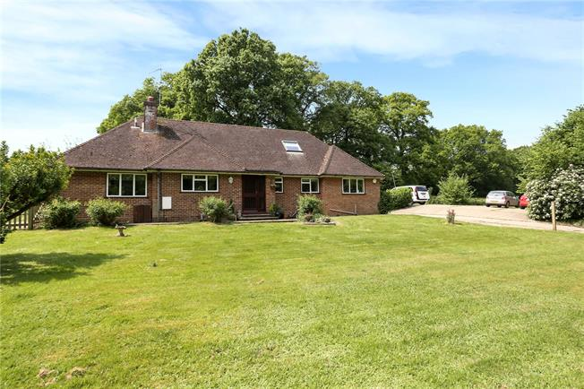 Guide Price £1,050,000, 4 Bedroom Detached House For Sale in Dorking, Surrey, RH5
