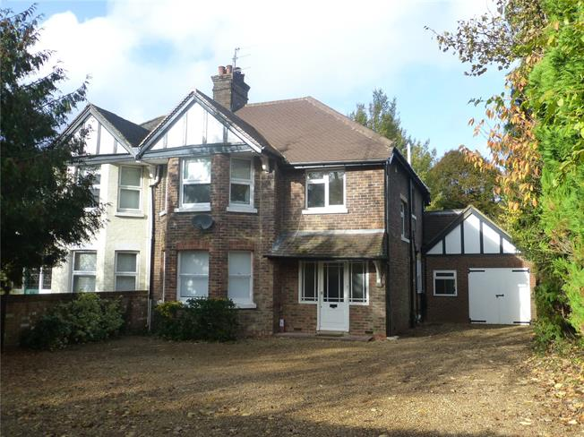 Offers in excess of £700,000, 5 Bedroom Semi Detached House For Sale in Dorking, RH4