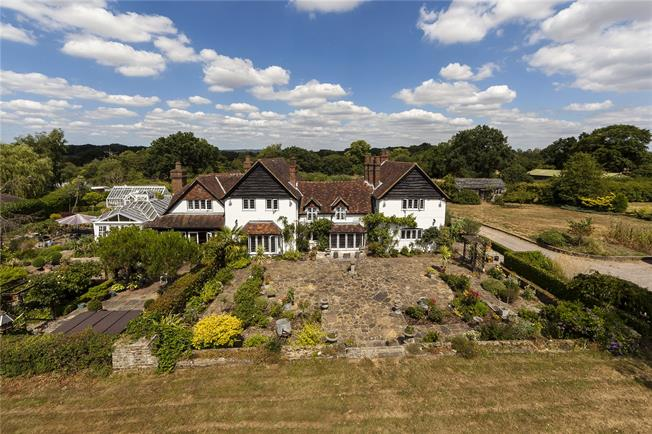 Guide Price £2,950,000, 5 Bedroom Detached House For Sale in Dorking, Surrey, RH5