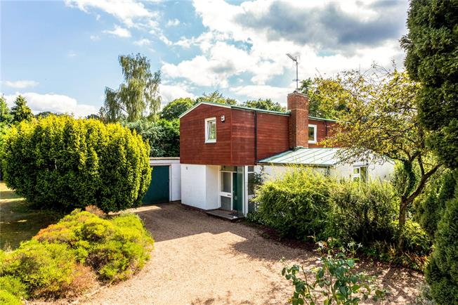 Offers in excess of £900,000, 3 Bedroom Detached House For Sale in Abinger Hammer, RH5